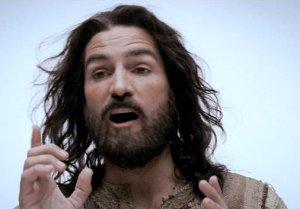 Jesús predica.Gibson 1